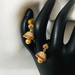 Jewelry - Trad Jhumka / CODE: ER 87